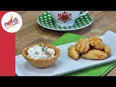 Çıtır Salata Kasesi Tarifi | Salata Kasesi Yapımı - YouTube