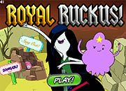 Adventure Time Royal Ruckus   juegos adventure time - hora de aventura