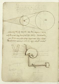 Codex Madrid I - The Madrid Codices - National Library Madrid, Fascimile Edition of Codex Madrid I - 00022 Da Vinci Inventions, Old Master, 16th Century, Pencil Drawings, Madrid, Old Things, Place Card Holders, Renaissance, Anatomy