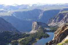 Beartooth Pass, Montana