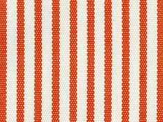 Very cute-Perennials 'Jake Stripe-Mandarin' outdoor fabric