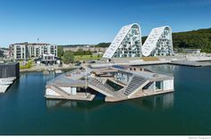 The Floating Kayak Club in Vejle by Force4Architects | Do Shop