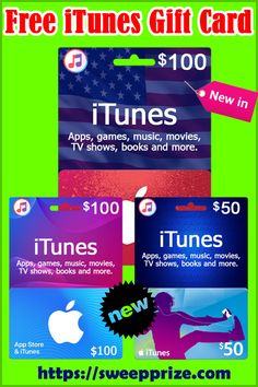 Get free iTunes gift card - iTunes gift card generator! Paypal Gift Card, Gift Card Sale, Visa Gift Card, Gift Card Giveaway, Prize Giveaway, Gift Card Basket, Gift Card Boxes, Netflix Gift Card, Itunes Gift Cards