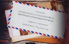 type old writer free font download | It's fontsIt's fonts