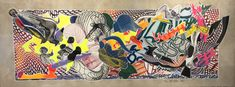 Frank Stella Desparia from the series Imaginary Places. Frank Stella prints and art for sale at Denis Bloch Fine Art Gallery. Frank Stella, Stella Art, Post Painterly Abstraction, Abstract Art, Museum Of Modern Art, Art Museum, St Etienne, Galerie D'art, Mural Wall Art