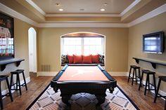 Repurposed dining room