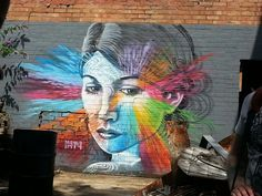 getting inspired by graffiti art for my house design
