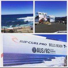 Rip Curl Pro @ Bells Beach  #ripcurl #bellsbeach #surf #competition #torquay #hotel #victoria #australia by torquayhotel http://ift.tt/1KnoFsa