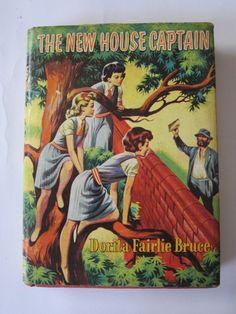 The New House Captain by Dorita Fairlie Bruce