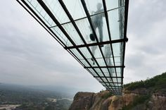 Ahol biztosan kitör a frász – A 15 leghátborzongatóbb híd a világon