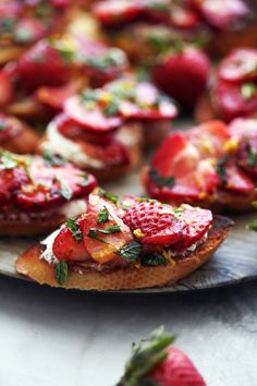 Looking for a quick and easy summer appetizer or snack? This recipe ...