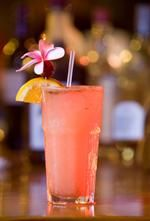 Anguilla - Elvis' Rum Punch  This fruity tropical drink comes from the popular Elvis' Beach Bar in Anguilla