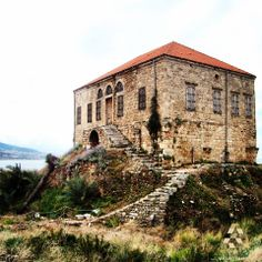The famous house of Byblos   by Jad Farah
