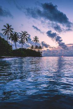 Sunrise in Guadeloupe | Cédric Frixon