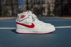 Look For The Air Jordan 1 KO Timeless Canvas This Weekend