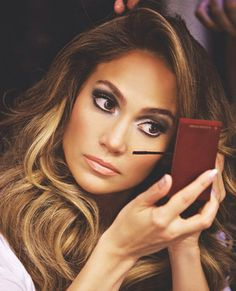 Jennifer Lopez's Illuminated Complexion Courtesy Of The Baking Trend