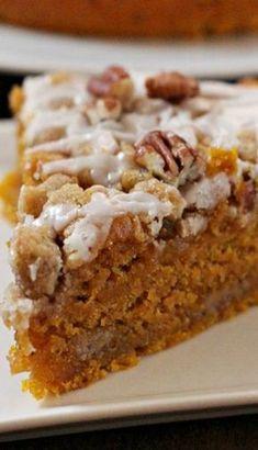 Pumpkin Coffee Cakes, Pumpkin Cake Recipes, Pound Cake Recipes, Pumpkin Dessert, Pumpkin Cheesecake, Pumpkin Coffee Recipe, Moist Coffee Cake Recipe, Pumpkin Pound Cake, Pumpkin Spice Cake
