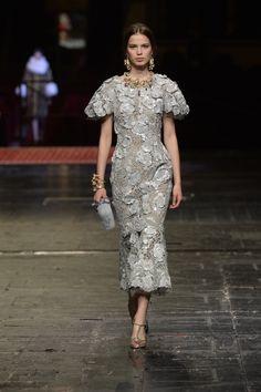 Dolce & Gabbana Alta Moda Haute couture Spring/Summer 2016 77