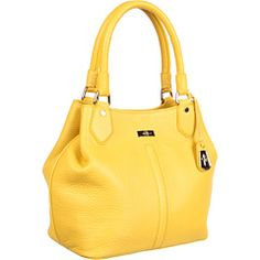 Cole Haan Serena tote. Love the color, but I don't think I'd use it every day (and I'm too lazy to switch out bags).