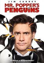 Mr. Popper's Penguins DVD