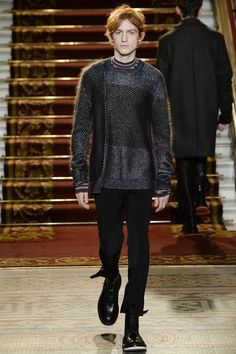 London Collections Men – Herbst/Winter – 2016/17: Pringle of Scotland - GQ