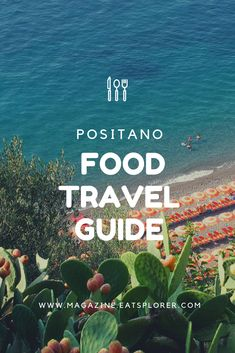 Once you've enjoyed some sea and sun, you can use our ultimate Positano food travel guide to discover the best foodie things to do in Positano. Stuff To Do, Things To Do, Good Things, Seaside Village, Eat Pizza, Greek Gods, Positano, Amalfi Coast, Cooking Classes