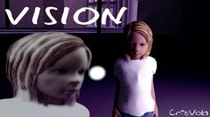 VISION - CRISVOLA - special new video 3d film cartoon light divine (offi...