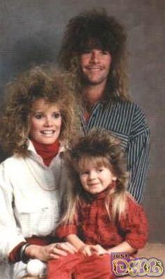 1980s family