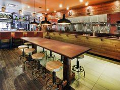 Sésame Boucherville Construction, Bar, Table, Furniture, Home Decor, Projects, Building, Homemade Home Decor, Tables