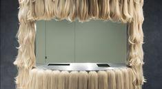 Drei Farben Blau - DEAR Büro - Projekte | dear-magazin.de Mirror, Furniture, Home Decor, Color Blue, Interior, Projects, Colors, Decoration Home, Room Decor