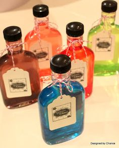 Jolly Rancher Vodka by Chance