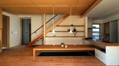 市川菅野の家 Japanese Home Decor, Japanese House, Room, Bedroom, Rooms, Rum, Peace