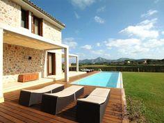 Großartige Villa in der Nähe von Alcudia Altstadt - Alcudia, Mallorca Norden