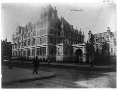 Cornelius Vanderbilt II Residence | (c. 1894), New York City.