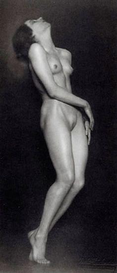 Trude Fleischmann: Claire Bauroff, Wien, 1925