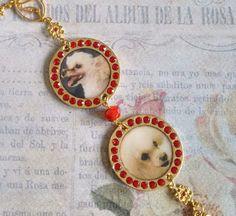 Atelier Teresa Molina: Medalha Meu Querido Pet