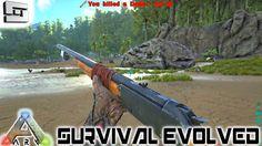 ARK: Survival Evolved - GUNS! E10 ( Gameplay )