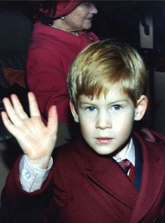 The Royals And I, princehenrys-odyssey: December 25, 1988: Prince...