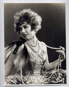 LOUISE FAZENDA Mack Sennett Girl, Hal Wallis Wife SEXY ORIGINAL LB PHOTO