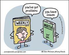 Math Instruction for Struggling Readers Grammar Humor, Math Humor, Teacher Humor, Biology Humor, Chemistry Jokes, Math Jokes, Science Jokes, The Words, Library Memes