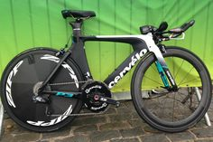 Emma Pooley was riding a specially made Cervelo P3 at the Olympic women's time trial, with 650c Zipp wheels and custom made USE handlebars and stem. http://www.uksportsoutdoors.com/product/hawk-urban-bmx-cheapest-bike-with-stunt-pegs-20-wheel-red/