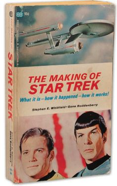 The making of Star Trek book