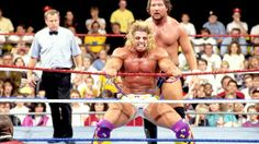 Ultimate Warrior like you've never seen him before