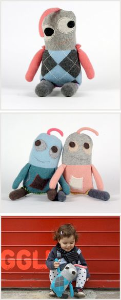 Get your snuggle on with Snuggly Ugly…