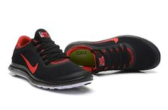 Popular Nike Free Run 3.0 V6 Rojo EXT Negro Zapatillas, wwwdeportivasnike.com