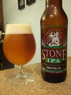 Beer Review: Stone IPA