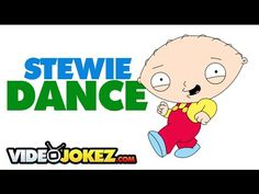 STEWIE from FAMILY GUY shows us how how to REALLY do the SHMONEY DANCE!!!