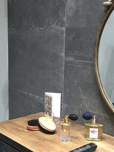 I have see the future of tile and it makes me want to renovate my bathroom or kitchen…again