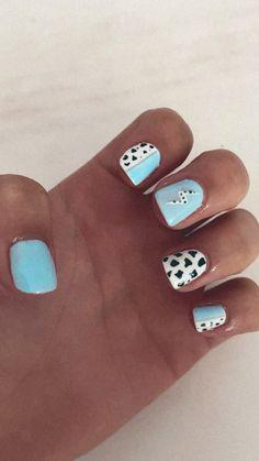 Nail Ideas, Acrylic Nails, Nail Designs, Make Up, Natural, Pretty, Finger Nails, Short Nail Manicure, Nail Manicure