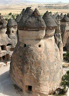 Capadócia.. Turquía! ❤